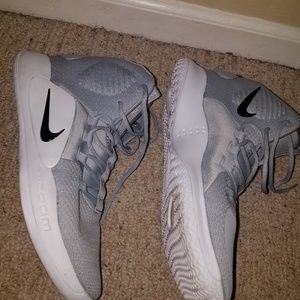 Mens hyperdunk grey 12.5 hi top basketball nike
